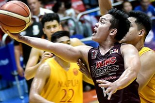 Maroons edge Cardinals for winning debut in FilOil