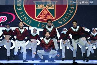 UP Street eyes back-to-back UAAP streetdance titles