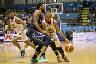 PBA: Star, Meralco try to inch closer to precious top-2 seed