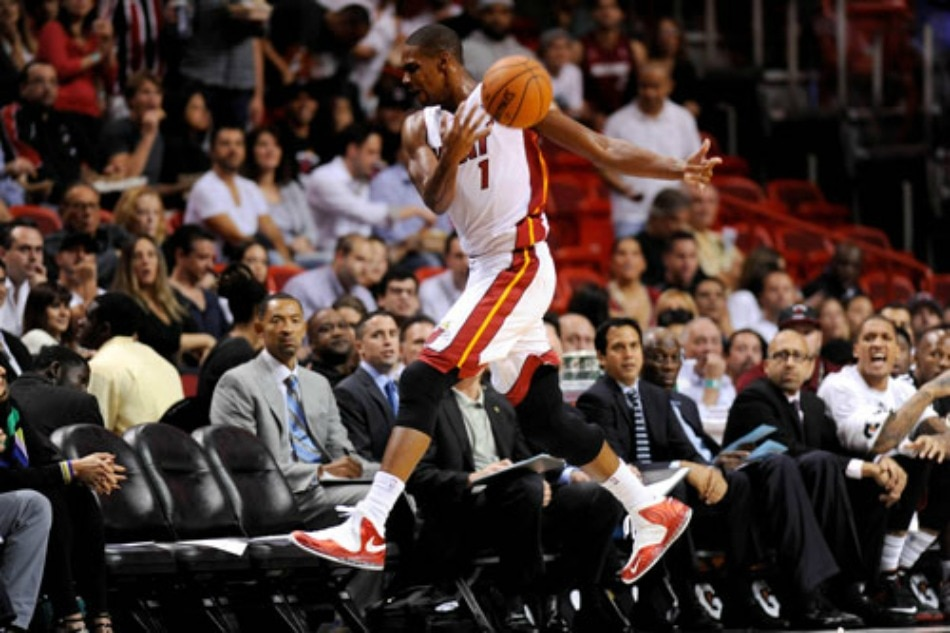 Chris Bosh And Miami Heat Agree To Amicably Part Ways