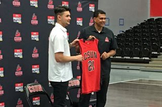Kobe Paras wants to make most of 'second chance' at CSUN