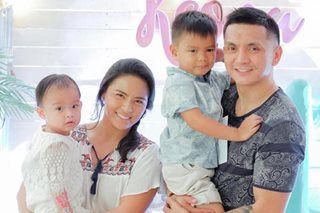 Jimmy Alapag, LJ Moreno share 'sad news' of miscarriage