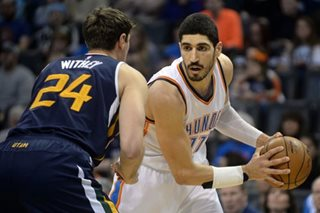 After father's arrest, NBA center Enes Kanter lashes out at Turkish president