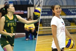 Former stars Daquis, Palma invited to join FEU coaching staff