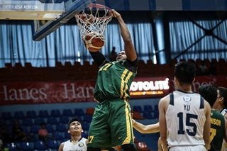 FEU drops EAC to earn share of Group B lead in FilOil