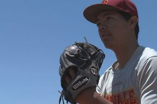 Fil-Am, binansagang 'pitching gem' ng Southern Nevada