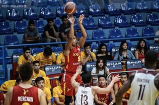FilOil: San Sebastian takes solo Group B lead by beating UP