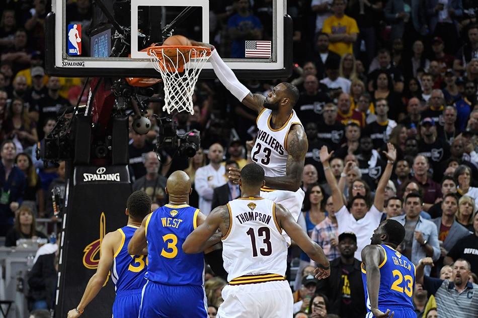 NBA: Cavaliers avert sweep in hot-shooting, record ...