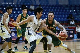 Budding Tamaraw star Ramirez tows FEU to FilOil top seed