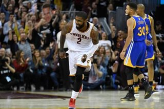 Irving sinks big shots for Cavs when need greatest