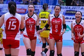 Superliga: Rachel Anne Daquis tows Cignal past Cocolife and into semis