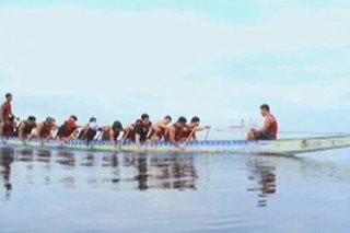 Taunang dragon boat race sa Boracay, tuloy pa rin