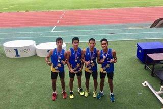 Pinoys grab 6 medals in Thai athletic meet ahead of SEA Games
