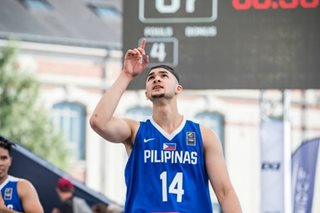 Kobe Paras is FIBA 3x3 World Cup Player of the Day