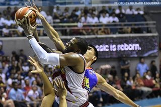 Foul-plagued Rhodes feels he let SMB down