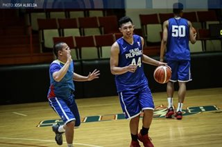 Cruz, Tolomia, Ferrer get their chance in SEAG after missing out on SEABA
