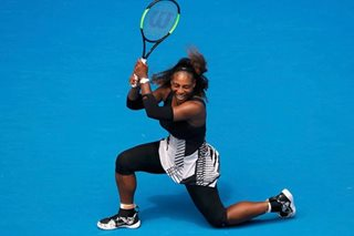 Serena bares body, love story for Vanity Fair