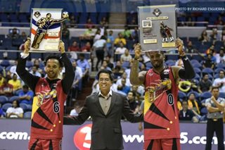 PBA: Chris Ross named conference best player; Charles Rhodes top import