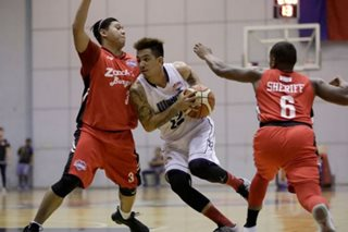 PBA D-League: Wangs use stunning 3rd-quarter run to rout Zark's