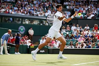 Djokovic into second round as Klizan retires injured