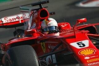 F1: Vettel escapes further sanction for Baku 'road rage'