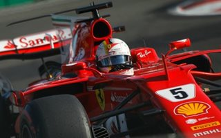 Motorsports: Vettel, Mercedes both hungry for home success