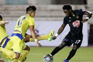 PFL: Kaya, Global battle to a draw; JPV-Davao match stopped