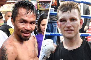 The reason why Pacquiao needs to refuse 'lucrative' Jeff Horn rematch