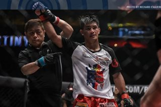 MMA: Danny Kingad credits martial arts for turning his life around