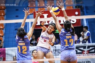 Creamline grounds Air Force for share of PVL lead