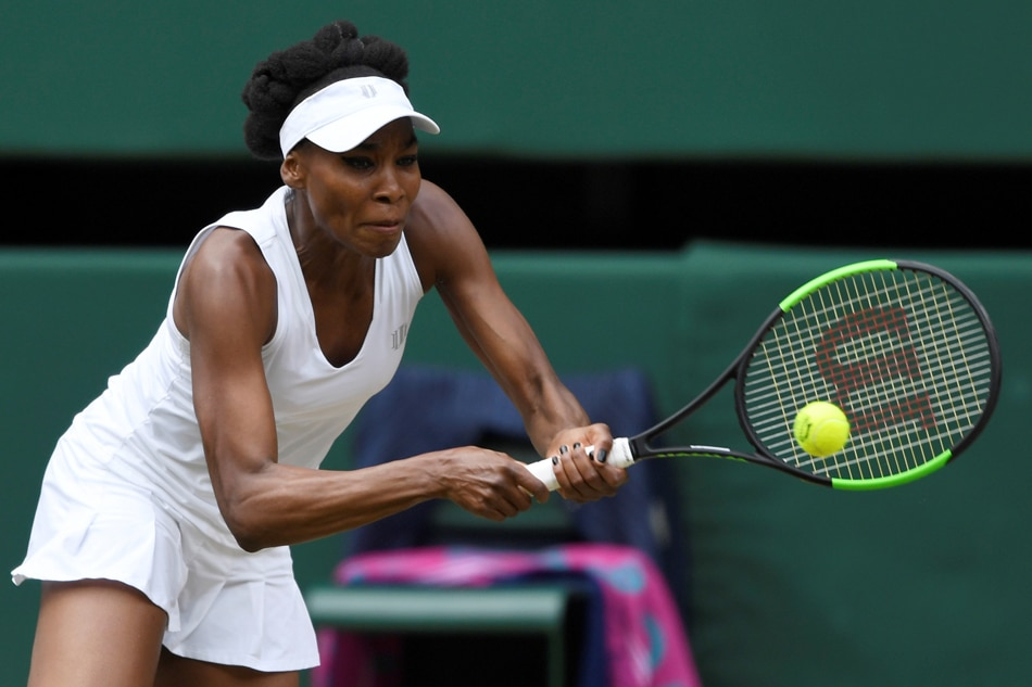 Wimbledon Williams Sisters Wow >> Wimbledon Sublime Performance Sends Venus Williams To Finals Abs