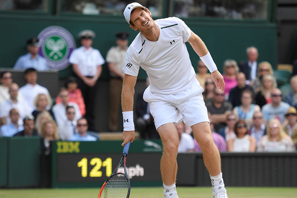 Murray seeks long-term solution to hip injury after shock Wimbledon exit