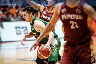 Perpetual Help protests forfeiture of win over St. Benilde