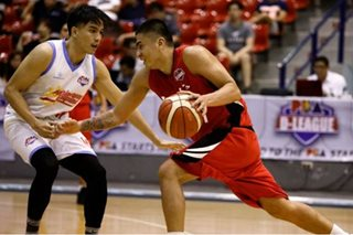 PBA D-League: Marinero spoils Mac Cardona's debut for Zark's Burgers