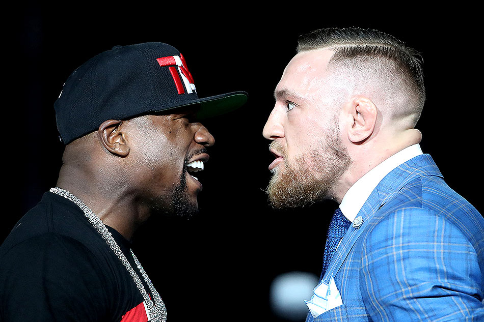 Did Conor McGregor Get Knocked Out Training For Floyd Mayweather Fight?
