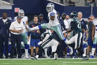 Cowboys owner Jones speaks to Elliott over off-field behavior