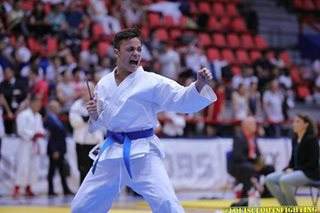 Pinoy Belgian to compete in jiu-jitsu at the World Games