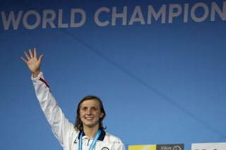Ledecky wins historic 12th worlds gold as records tumble
