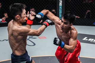 MMA: Joshua Pacio crowned new ONE strawweight champion