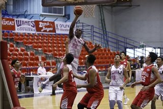 CEU fends off Batangas, advances to D-League semis