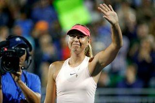 Sharapova reflects on Serena rivalry in new autobiography