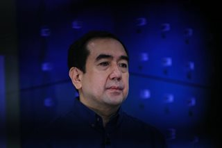 Comelec's Bautista not off the hook even if he resigns: Speaker