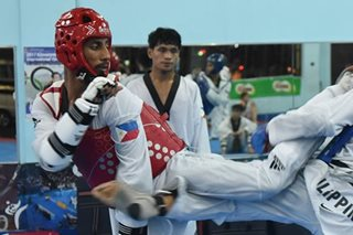 SEA Games taekwondo champ Samuel Morrison living real life of action hero