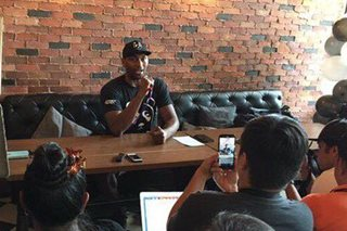 Metta World Peace son Jeron Artest 'very motivated' to play for Gilas