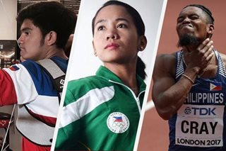 10 Pinoy athletes to watch out for in the 2017 SEA Games