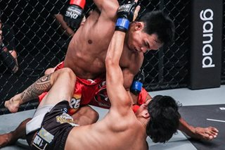 MMA: Kevin Belingon stops Fil-Aussie foe, paving way for ONE title shot