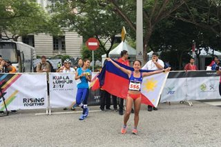 Tabal rules marathon to deliver PH's first gold