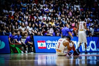 Did Jayson Castro just play his final FIBA Asia game?