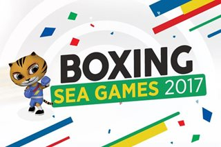 SEA Games: PH boxing's gold-medal hopes down to 3 fighters