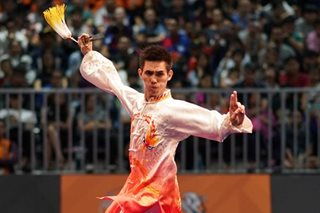 SEA Games: Injury hampers Parantac's drive for wushu gold
